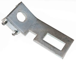 Double HH Drawbar Lock