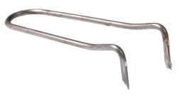 Double HH Wire Pipe Hook
