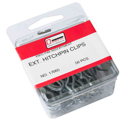 Double HH External Hitchpin Clip