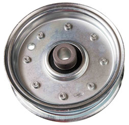 Double HH Idler Pulleys